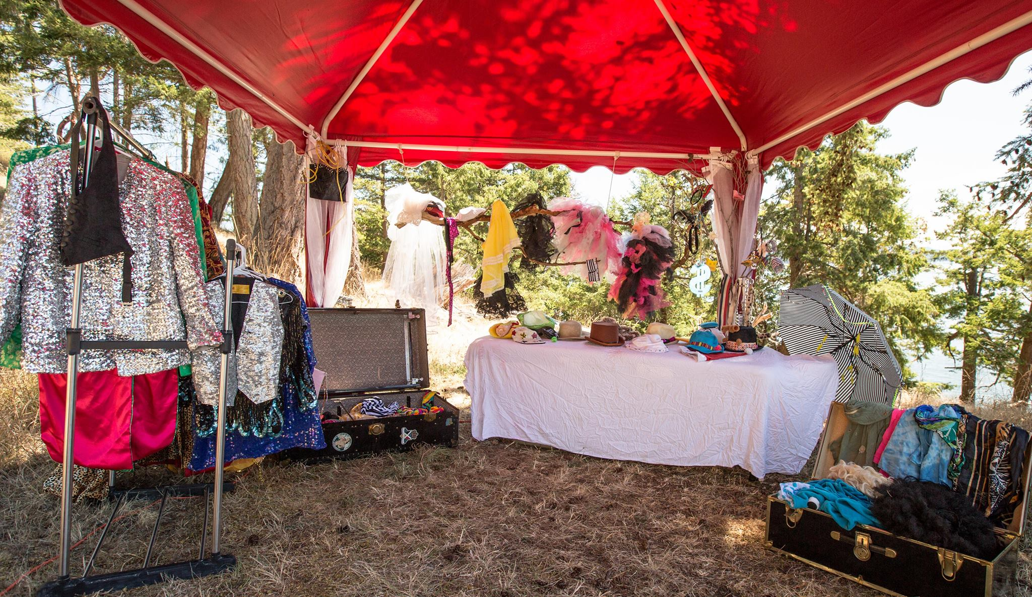 If you would like more information about how the Tickle Tent can make an appearance at one of your events please contact us for details. & The Tickle Tent | provibers